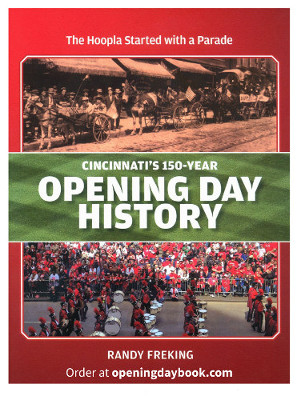 Cincinnati Opening Day Book